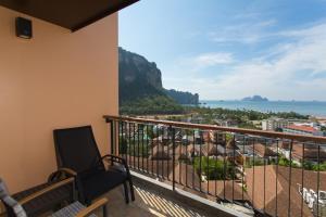 Aonang Cliff Beach Suites & Villas, Szállodák  Aunang-part - big - 22