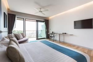 Aonang Cliff Beach Suites & Villas, Отели  Ао Нанг Бич - big - 23