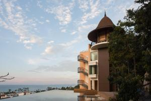 Aonang Cliff Beach Suites & Villas, Szállodák  Aunang-part - big - 30