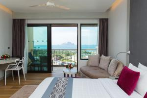 Aonang Cliff Beach Suites & Villas, Szállodák  Aunang-part - big - 16