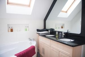 Homelands Bed And Breakfast, Bed and Breakfasts  Cheltenham - big - 8