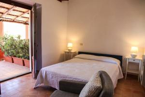 Residence Salina - Acquarela, Apartmanok  Malfa - big - 17