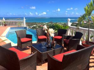Your Paradise Villa, Дома для отпуска  Ориент-Бэй - big - 13