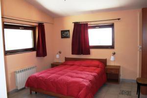 Villa Panoramica Belvedere, Apartmanok  Scontrone - big - 7