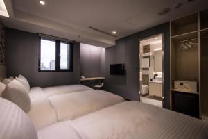 Yi Su Hotel-Taipei Ningxia, Hotely  Tchaj-pej - big - 5