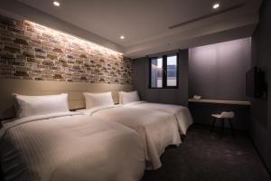 Yi Su Hotel-Taipei Ningxia, Szállodák  Tajpej - big - 13