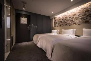 Yi Su Hotel-Taipei Ningxia, Szállodák  Tajpej - big - 12