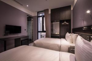 Yi Su Hotel-Taipei Ningxia, Szállodák  Tajpej - big - 6