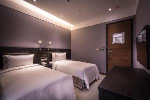 Yi Su Hotel-Taipei Ningxia, Hotely  Tchaj-pej - big - 8