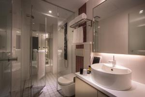 Yi Su Hotel-Taipei Ningxia, Szállodák  Tajpej - big - 44