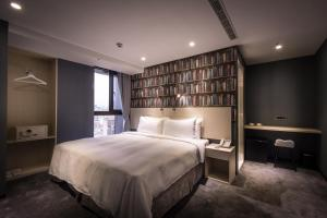 Yi Su Hotel-Taipei Ningxia, Szállodák  Tajpej - big - 45
