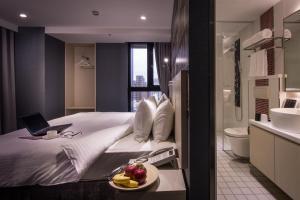 Yi Su Hotel-Taipei Ningxia, Hotely  Tchaj-pej - big - 46