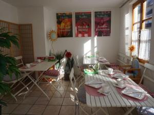 Pension Ins Fischernetz, Гостевые дома  Меерсбург - big - 30