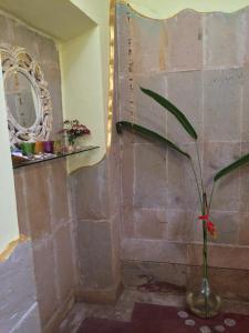 The Secret Garden Goa, Privatzimmer  Saligao - big - 12