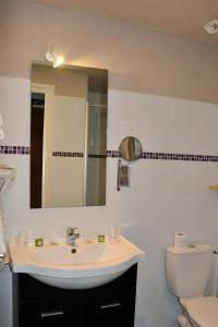 Hostellerie de la Vieille Ferme, Hotely  Criel-sur-Mer - big - 12