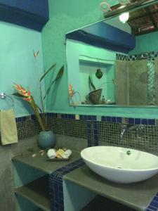 The Secret Garden Goa, Privatzimmer  Saligao - big - 4
