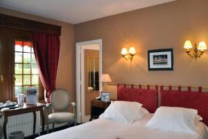 Hostellerie de la Vieille Ferme, Hotely  Criel-sur-Mer - big - 63