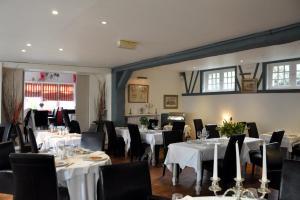 Hostellerie de la Vieille Ferme, Hotely  Criel-sur-Mer - big - 68