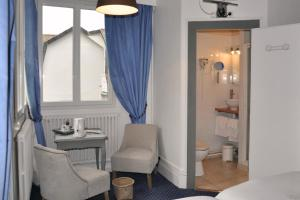 Hostellerie de la Vieille Ferme, Hotely  Criel-sur-Mer - big - 17