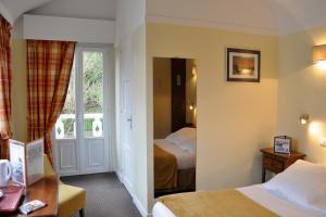 Hostellerie de la Vieille Ferme, Hotely  Criel-sur-Mer - big - 19