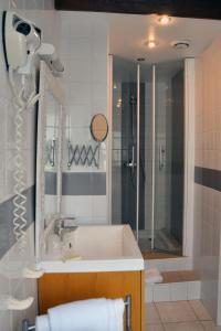 Hostellerie de la Vieille Ferme, Hotely  Criel-sur-Mer - big - 21