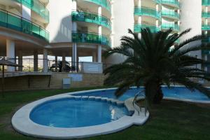 IBG Apartment Vila Park, Ferienwohnungen  Cala de Finestrat - big - 14