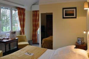 Hostellerie de la Vieille Ferme, Hotely  Criel-sur-Mer - big - 27