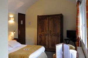 Hostellerie de la Vieille Ferme, Hotely  Criel-sur-Mer - big - 28