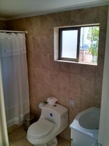 Hostal del Valle, Affittacamere  Santa Cruz - big - 56