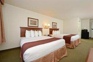 Queen Room with Two Queen Beds - Ground Floor - Non smoking