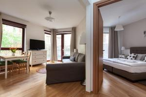 Town Hall Apartments, Apartmány  Budapešť - big - 17