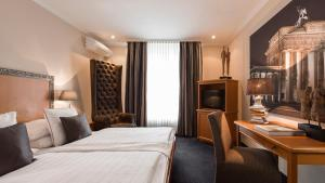 Parkhotel Bielefeld, Hotels  Bielefeld - big - 16