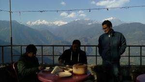 Hotel valley view, Hotely  Pelling - big - 57