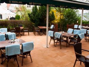 Hotel a Restaurace U Hrncíre