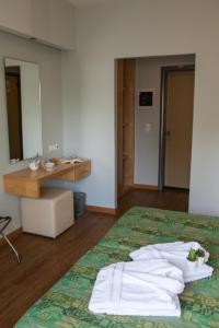 Kronos Hotel, Szállodák  Platamónasz - big - 83