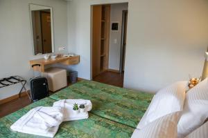 Kronos Hotel, Szállodák  Platamónasz - big - 84