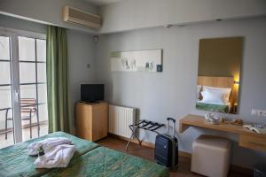 Kronos Hotel, Szállodák  Platamónasz - big - 88