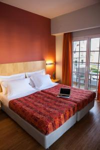 Kronos Hotel, Szállodák  Platamónasz - big - 76