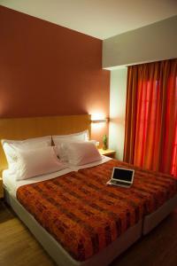 Kronos Hotel, Szállodák  Platamónasz - big - 155