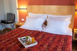 Kronos Hotel, Szállodák  Platamónasz - big - 150