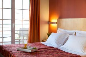 Kronos Hotel, Szállodák  Platamónasz - big - 148