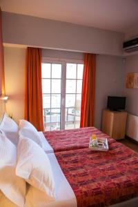 Kronos Hotel, Szállodák  Platamónasz - big - 144