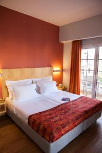 Kronos Hotel, Szállodák  Platamónasz - big - 165