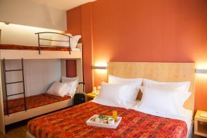 Kronos Hotel, Szállodák  Platamónasz - big - 160