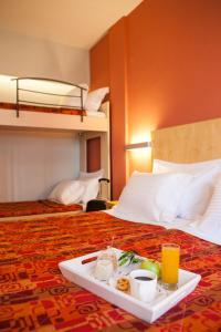 Kronos Hotel, Szállodák  Platamónasz - big - 21
