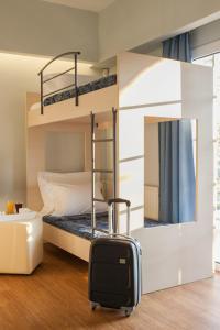 Kronos Hotel, Szállodák  Platamónasz - big - 71