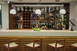 Kronos Hotel, Szállodák  Platamónasz - big - 63