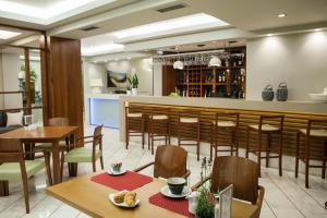 Kronos Hotel, Szállodák  Platamónasz - big - 58