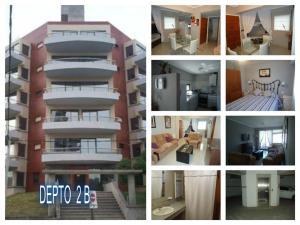 Departamento Huarpes, Apartmány  Villa Gesell - big - 26