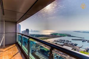 Keys Please Holiday Homes - Princess Tower - Dubai Marina, Apartmány  Dubaj - big - 22